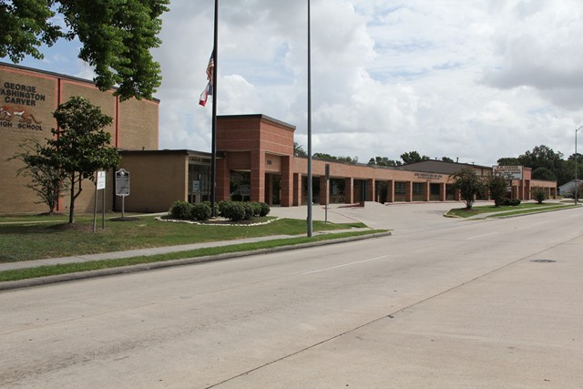 Carver High School, George Washington [Aldine ISD]